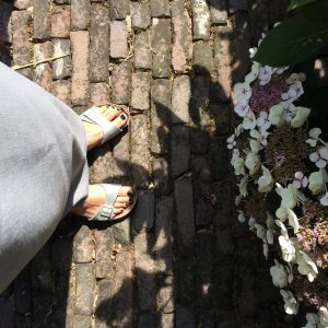Klussen op blote voeten