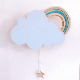 Muziekdoosje wolk